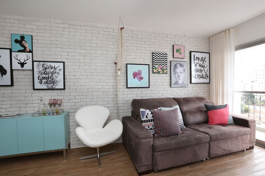 Linha Ambienta Series Canela / Código 9343604 / Projeto: Apartamento em Pinheiros / Arquiteto: Camila Benegas e Paula Motta