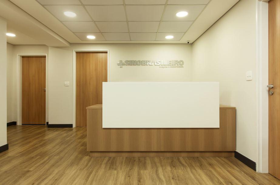 Linha Ambienta Series Carambola e iQ Optima / Código: 9344653, 3242825 / Projeto: Hospital Sino Brasileiro / Arquiteto: MOA Arquitetura