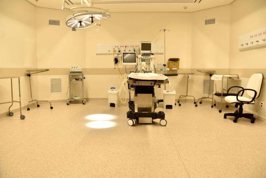 Linha iQ Toro SC / Código 3093104 / Linha Eclipse Premium / Código 21020036 / Projeto: Hospital Cassems / Fotógrafo: Janete Maioli