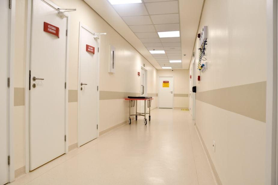Línea iQ Toro SC / Código 3093104 / Línea Eclipse Premium / Código 21020036 / Proyecto: Hospital Cassems / Fotógrafo: Janete Maioli