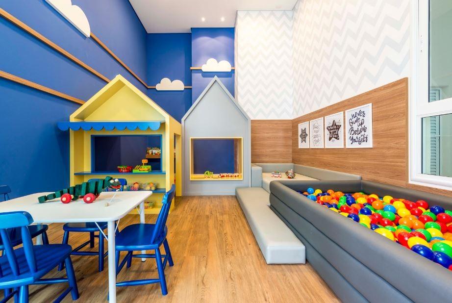 Brinquedoteca - Edifício Le Blanc