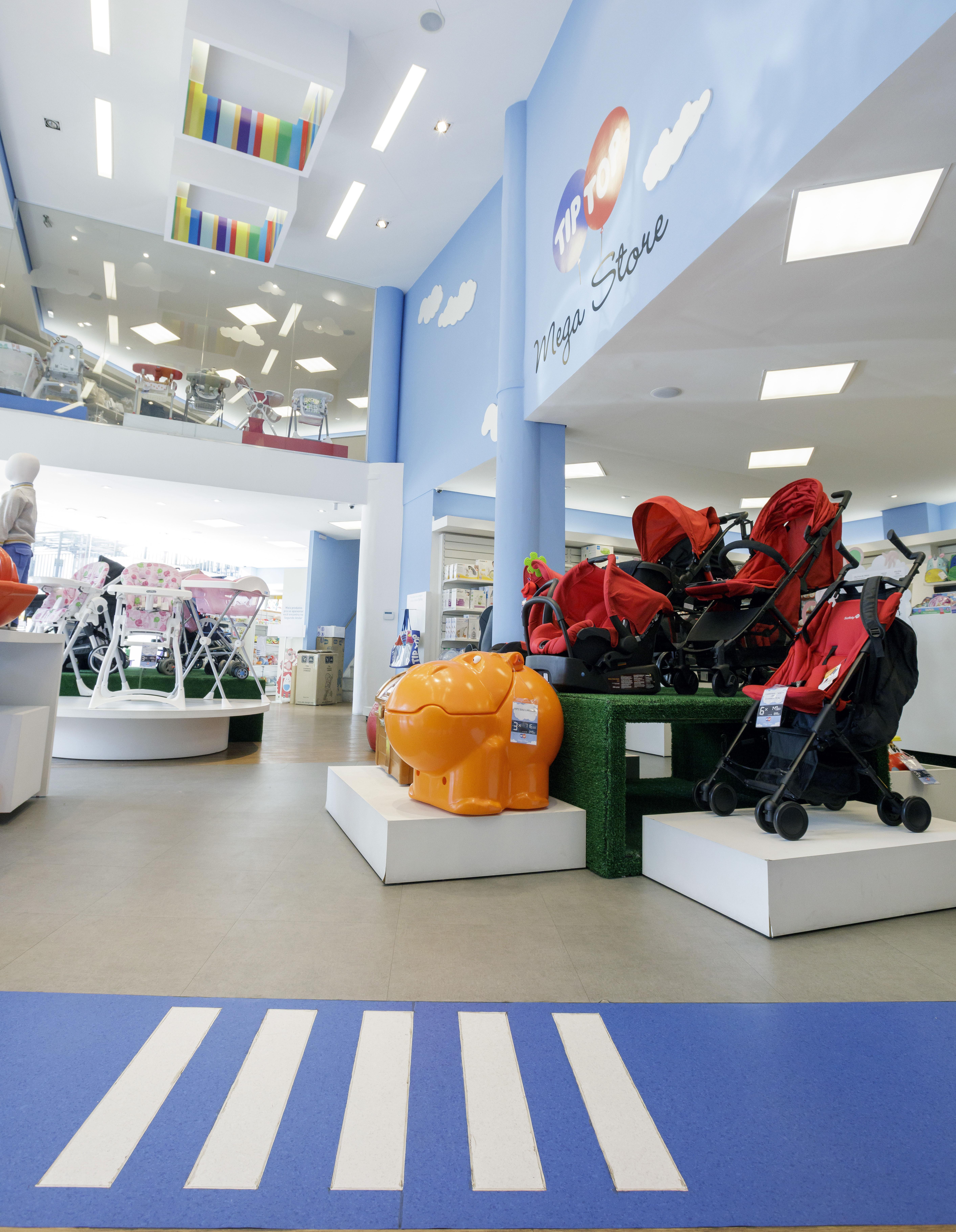 Mega Store TIP TOP- Vila Leopoldina