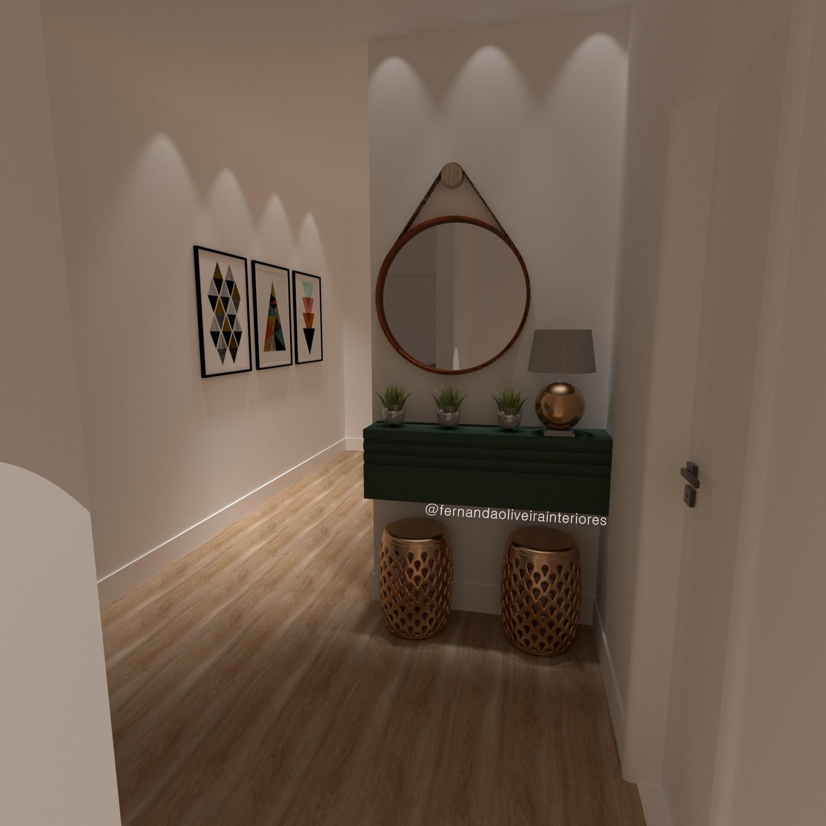 Linha Injoy/ Cor: Papoula 37009384/ Projeto: Residencial Bom Sucesso / Arquiteta: Fernanda Oliveira/ Fotógrafo: jolgrafia