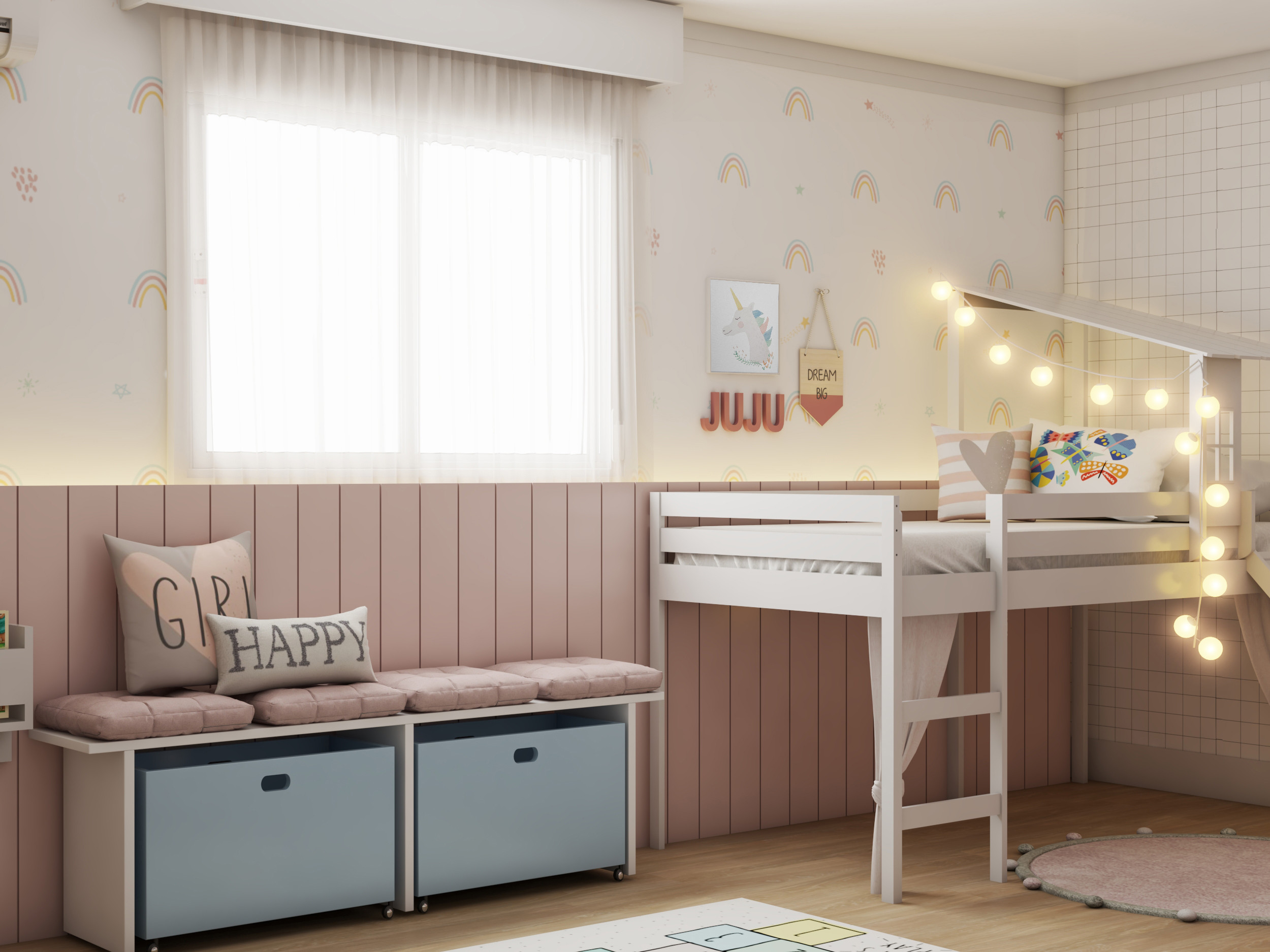 Dormitório Júlia